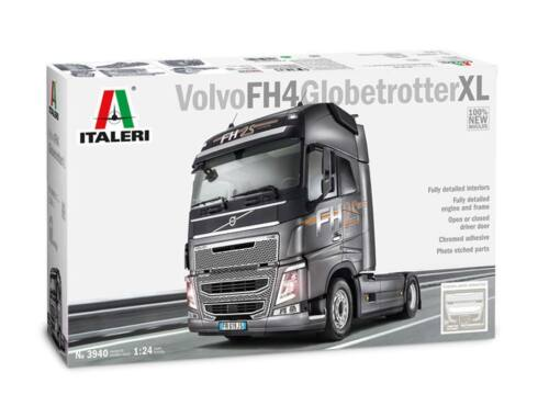 Italeri Volvo FH4 Globetrotter XL 1:24 (3940)