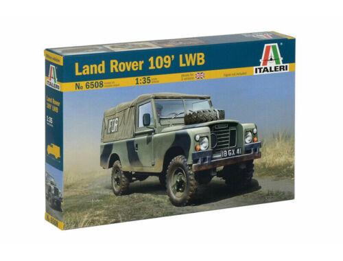 Italeri Land Rover 109' LWB 1:35 (6508)