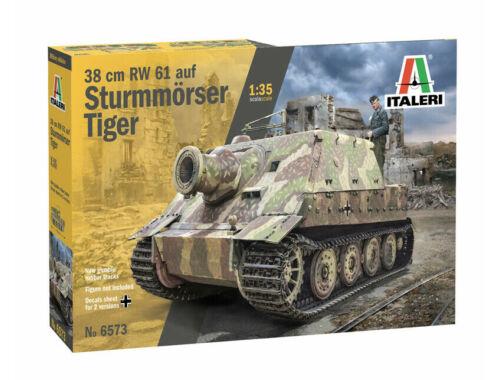 Italeri 38 cm RW61 Sturmmörser Tiger 1:35 (6573)