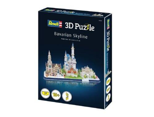 Revell Bavarian Skyline 3D puzzle (00143)