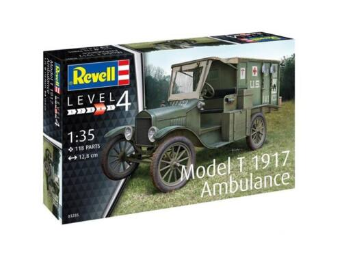 Revell Model T 1917 Ambulance 1:35 (3285)