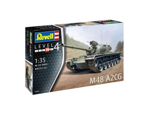 Revell M48 A2CG 1:35 (3287)
