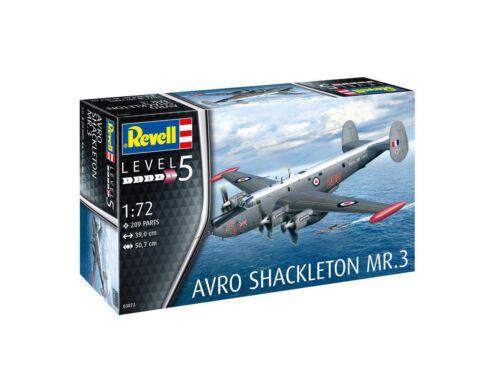 Revell Avro Shackleton Mk.3 1:72 (3873)