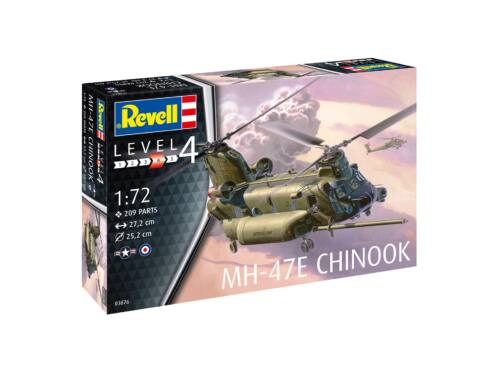Revell MH-47 Chinook 1:72 (3876)