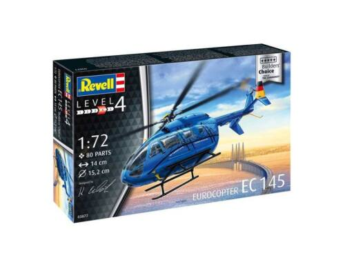 Revell Eurocopter EC 145 Builders Choi 1:72 (3877)