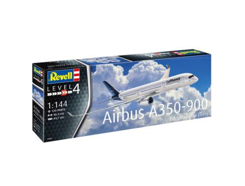 Revell Airbus A350-900 Lufthansa New Livery 1:144 (3881)