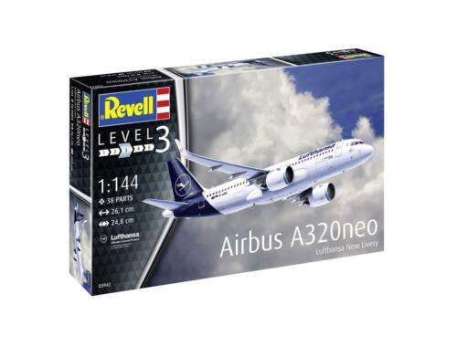 Revell Airbus A320 Neo 1:144 (3942)