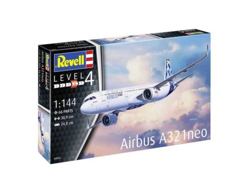 Revell Airbus A321 Neo 1:144 (4952)