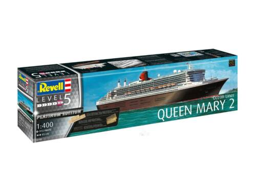 Revell Queen Mary 2 PLATINUM Edition 1:400 (5199)