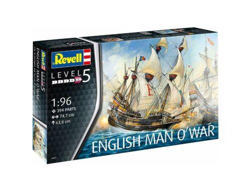 Revell English Man Owar 1:96 (5429)