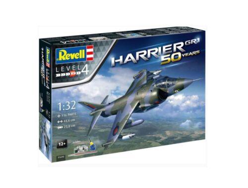 Revell Gift Set Hawker Harrier GR Mk.1 1:32 (5690)