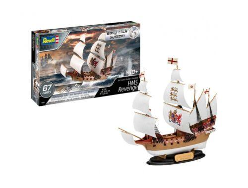 Revell Gift Set HMS Revenge easy click 1:350 (65661)