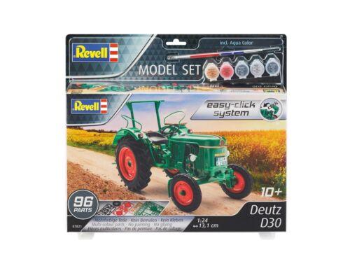 Revell Gift Set Deutz D30 easy-click 1:24 (67821)