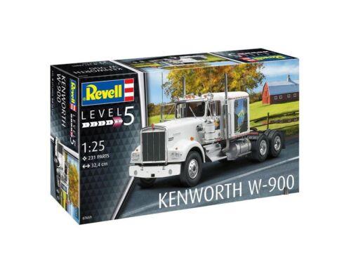 Revell Kenworth W-900 1:25 (7659)
