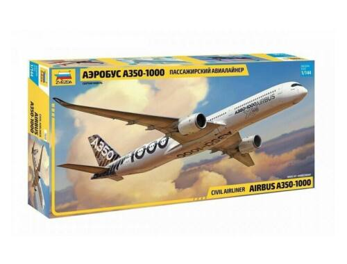 Zvezda Airbus A-350-1000 1:144 (7020)