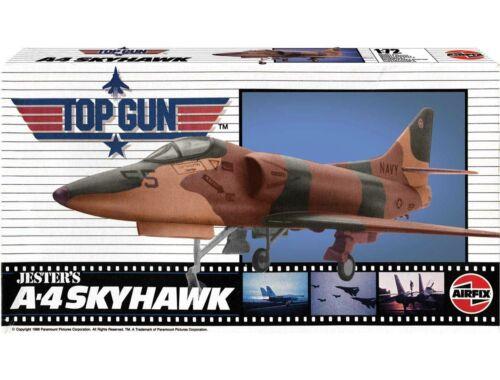 Airfix Top Gun Jester's A-4 Skyhawk 1:72 (A00501)
