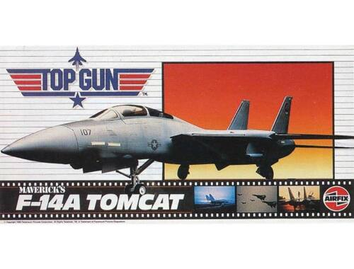 Airfix Top Gun Maverick's F-14A Tomcat 1:72 (A00503)