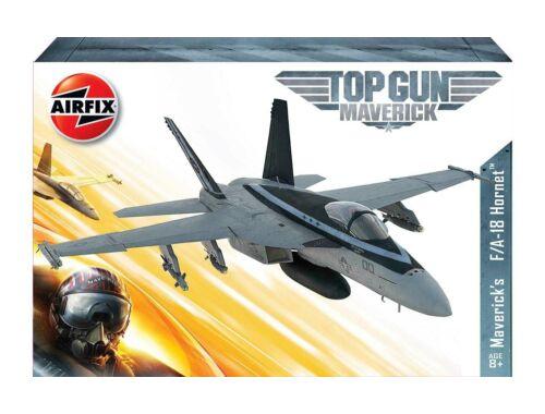 Airfix Top Gun Maverick's F-18 Hornet 1:72 (A00504)