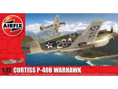 Airfix Curtiss P-40B Warhawk 1:72 (A01003B)
