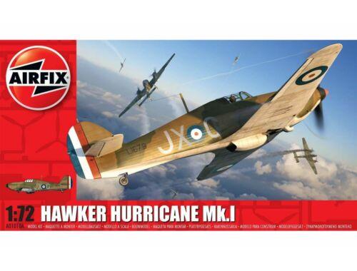 Airfix Hawker Hurricane Mk.I 1:72 (A01010A)
