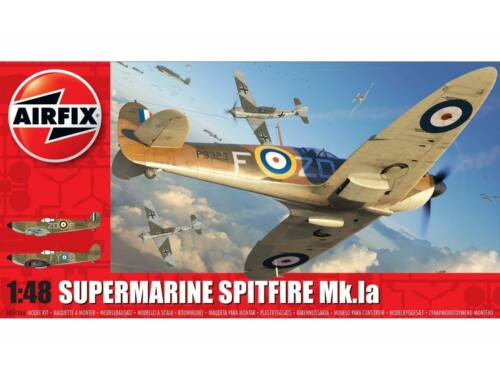 Airfix Supermarine Spitfire Mk.1 a 1:48 (A05126A)