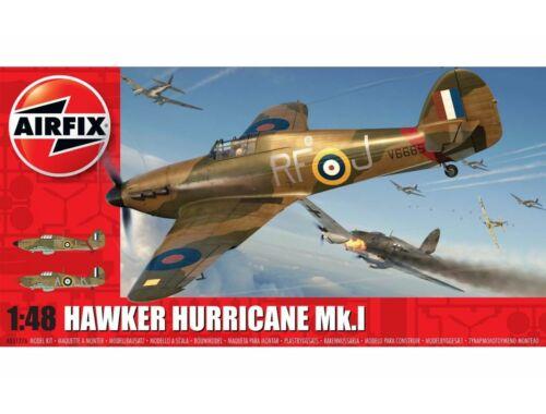 Airfix Hawker Hurricane Mk.1 1:48 (A05127A)