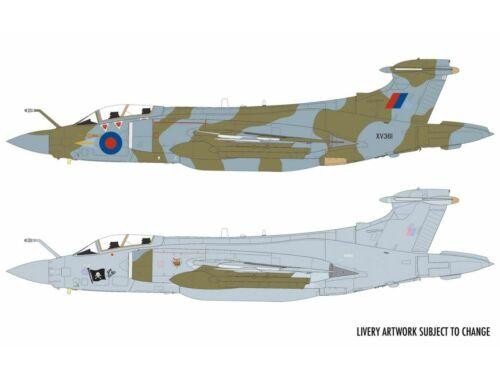 Airfix Blackburn Buccaneer S.2 RAF 1:72 (A06022)