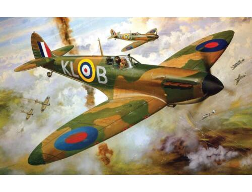 Airfix Supermarine Spitfire Mk1a 1:24 (A12001V)