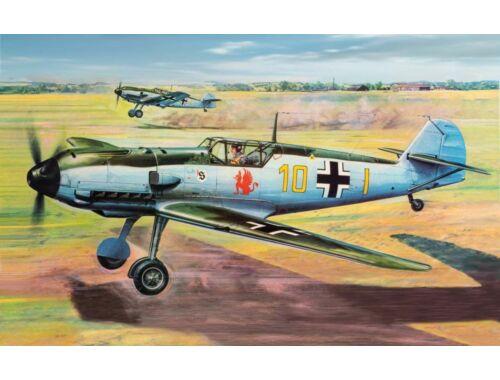 Airfix Messerschmitt Bf109E 1:24 (A12002V)