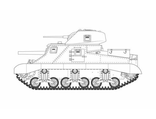 Airfix M3 Lee / Grant 1:35 (A1370)