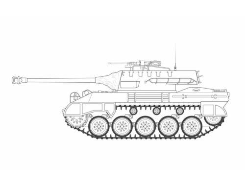 Airfix M-18 Hellcat 1:35 (A1371)