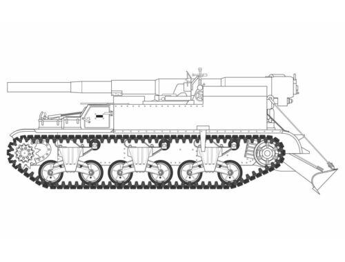 Airfix M12 GMC 1:35 (A1372)
