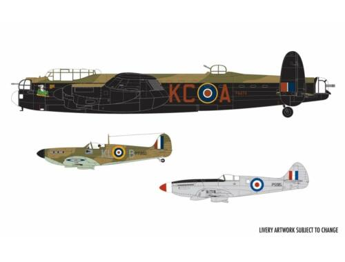 Airfix Battle of Britain Memorial Flight 1:72 (A50182)