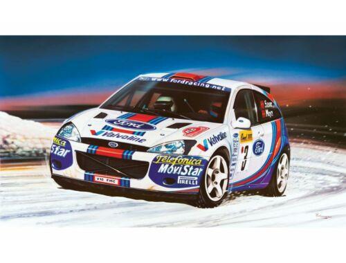 Airfix Small Starter Set Ford Focus WRC 1:43 (A55122)