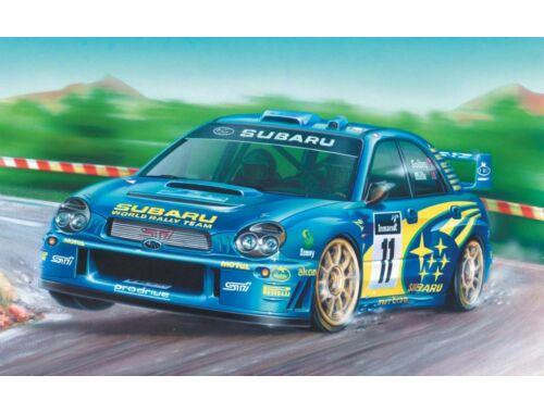 Airfix Small Starter Set Subaru Impreza WRC 1:43 (A55125)