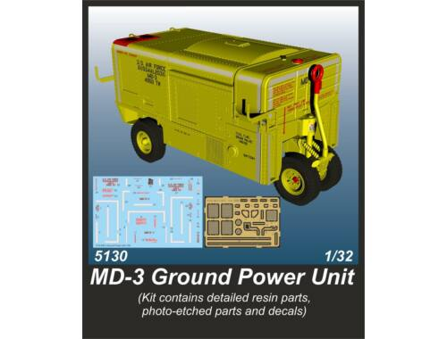 CMK MD-3 Ground Power Unit 1:32 (5130)