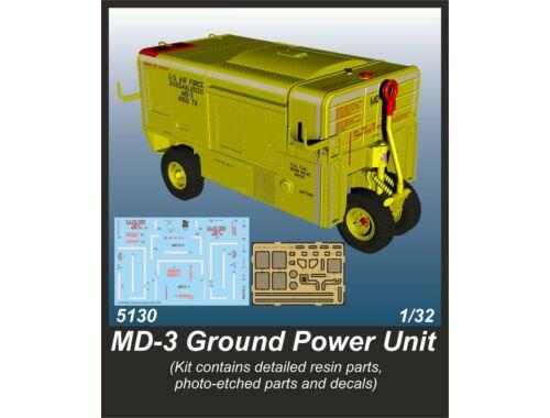 CMK MD-3 Ground Power Unit 1:32 (5130)