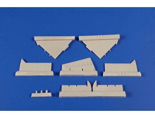 CMK A-4B/Q Skyhawk Control Surfaces 1:72 (7432)