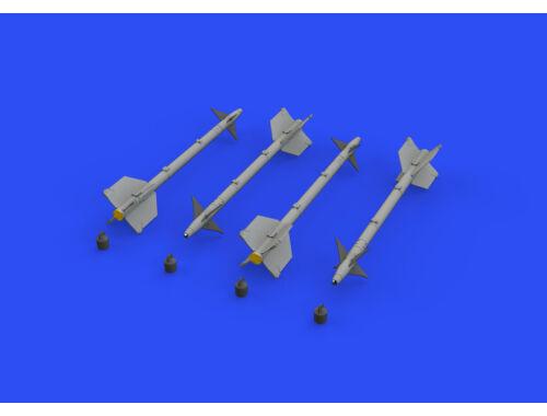 Eduard AIM-9M/L Sidewinder 1:32 (632141)