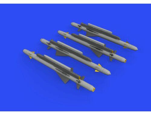 Eduard ALARM missiles 1:48 (648549)