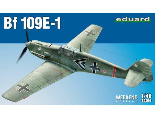 Eduard Bf 109E-1, Weekend Edition 1:48 (84158)