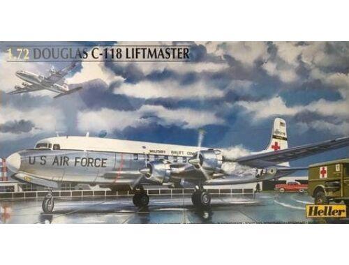 Heller DOUGLAS C-118 LIFTMASTER 1:72 (80317)