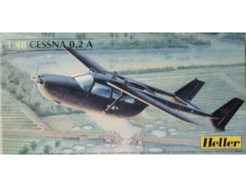 Heller CESSNA O-2 A 1:48 (80408)