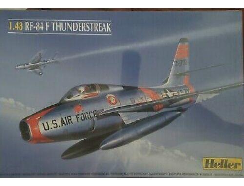 Heller REPUBLIC F-84 F THUNDERSTREAK 1:48 (80419)