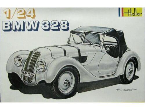 Heller BMW 328 1:24 (80782)