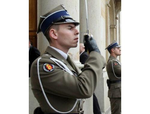 ICM Polish Regiment Representative Officer 1:16 (16010)