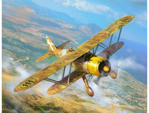 ICM CR. 42 Falco, WWII Italian Fighter 1:32 (32020)