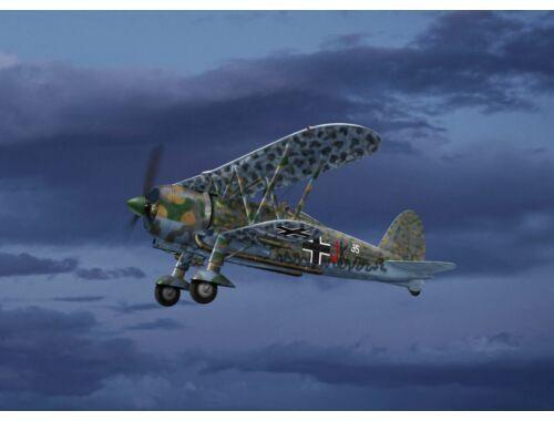 ICM CR. 42 LW , WWII German Luftwaffe Ground Attack Aircraft 1:32 (32021)