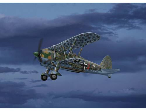 ICM CR. 42 LW , WWII German Luftwaffe Ground Attack Aircraft 1:32 (32021)
