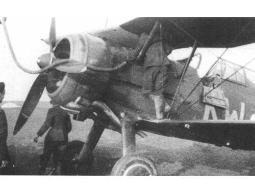ICM WWII British Ground Personnel (1939-1945 3 figures) 1:32 (32107)